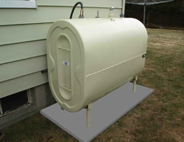 Granby 275 Oil Tank